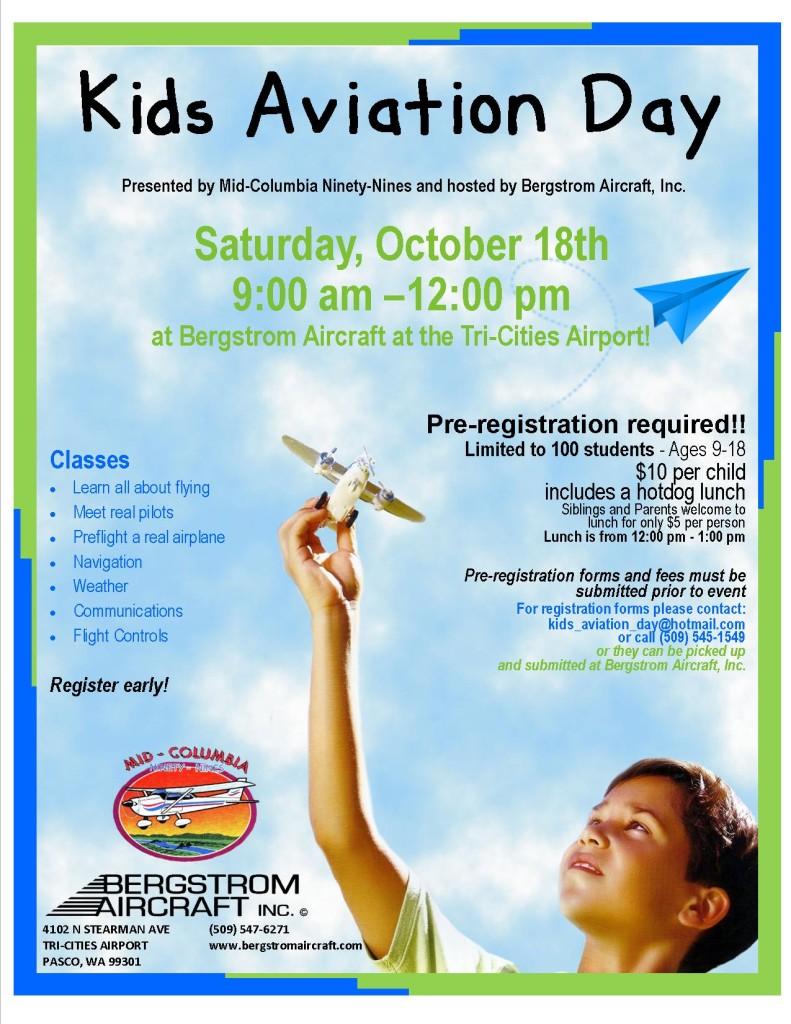 Kids Aviation Day