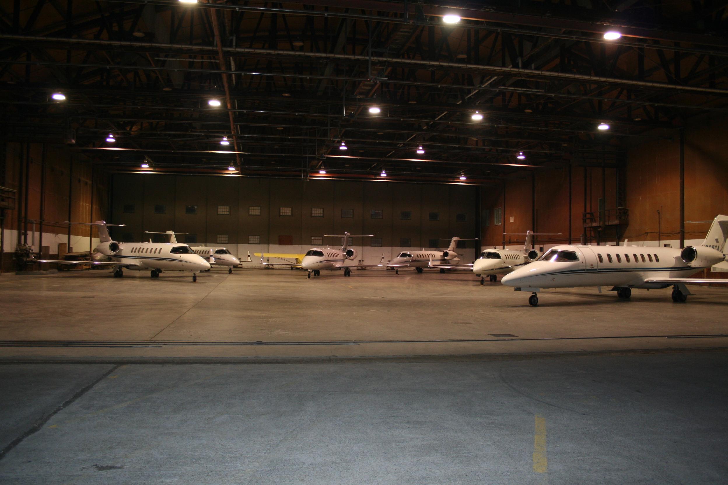 Hangar Space Bergstrom Aircraft Inc